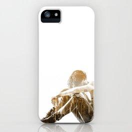Desertion iPhone Case