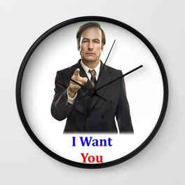 Bettr Call Saul Wall Clock