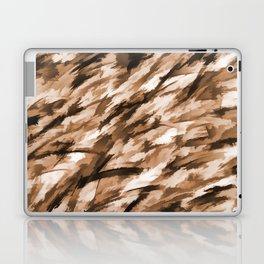 Beige Designer Camo Laptop & iPad Skin