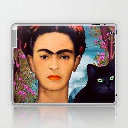 Frida hola pappy Laptop & iPad Skin