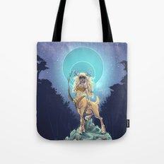 Golden Hind Tote Bag