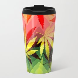 Marijuana Travel Mug