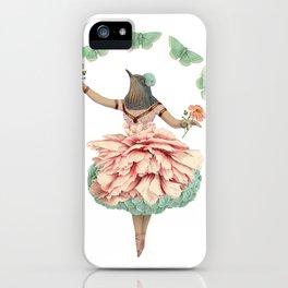 Bird Dancer - Second in a series iPhone Case