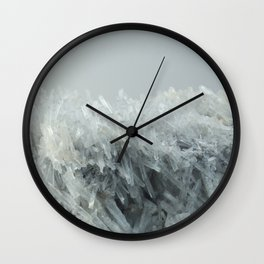 Gypsum Wall Clock