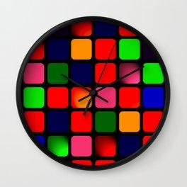 Logic Motherboard Music Graphic Design Art  Wall Clock