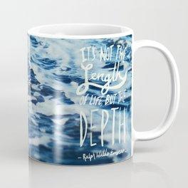 Depth x Ocean Coffee Mug