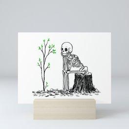 Good Things Growing Mini Art Print