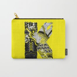 K – Punk Carry-All Pouch