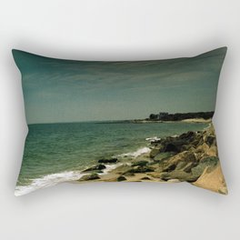 Ocean Side Rectangular Pillow
