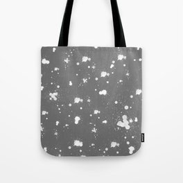 Splatter Pillow Tote Bag