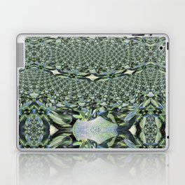 Jewelled Sage - Fractal Laptop & iPad Skin