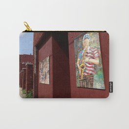 It's Still Art. Play some blues... Carry-All Pouch