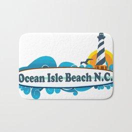 Ocean Isle Beach - North Carolina. Bath Mat