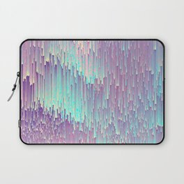 Iridescent Glitches Laptop Sleeve