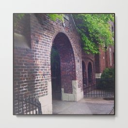 The Place of My Childhood Imagination Metal Print