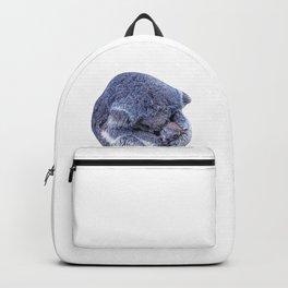koala holding little koala Backpack