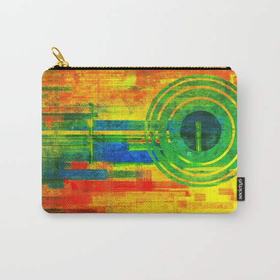 Radio Station Carry-All Pouch