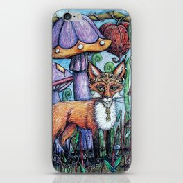 Fox Hollow iPhone Skin