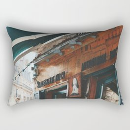 Shakespeare and Company Rectangular Pillow