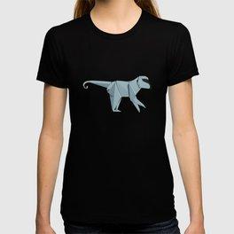 Origami Monkey T-shirt