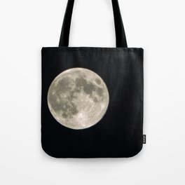 June Full Moon Collection 3 Tote Bag