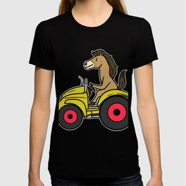 Tractor Farmer Gift Shirt Farmer Trecker Cool T-shirt