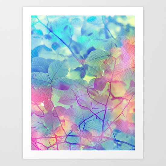 Spring is in the Air 10 Art Print