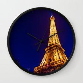 Paris 03 Wall Clock