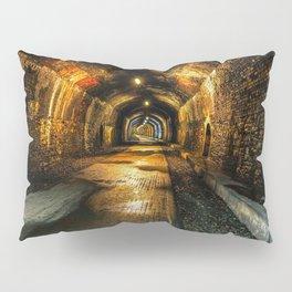 Monsal trail tunnel Pillow Sham
