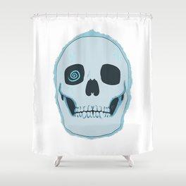 Ignis Fatuus Shower Curtain