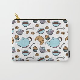 Teatime Carry-All Pouch