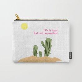 Cactus/Desert_concept_Design Carry-All Pouch
