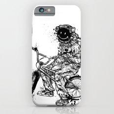Void in Space (Blk) iPhone 6s Slim Case