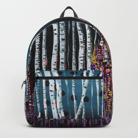 :: Pink Moss :: Backpack