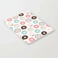 Super Sweet Donuts Notebook