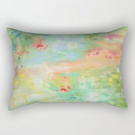 Collette- Abstraction Rectangular Pillow