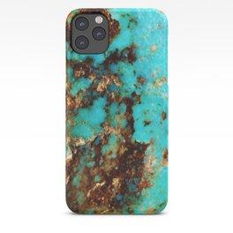 Turquoise I iPhone Case