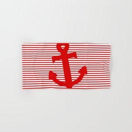Boat Anchor Hand & Bath Towel