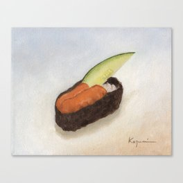 Uni Sushi Canvas Print