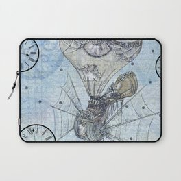 Steampunk Laptop Sleeve