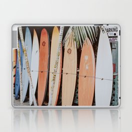 lets surf ii Laptop & iPad Skin