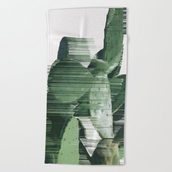 Assorted Cactus Beach Towel