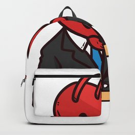 lawyer gift idea law profession judge Backpack
