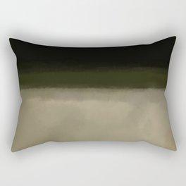 Rothko Inspired #5 Rectangular Pillow