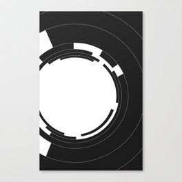 Wrong-Error Posters (After International Typographic Design) VII, 2015 Canvas Print