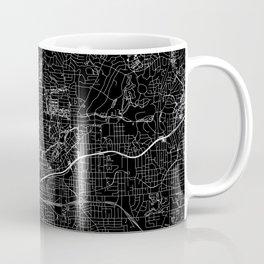 Atlanta Black Map Coffee Mug