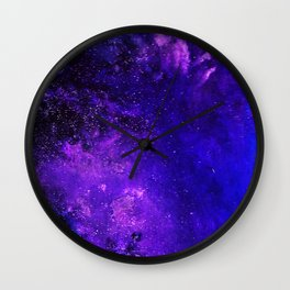 You bring out the colors in me II Wall Clock