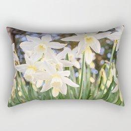 Kiss of Spring Rectangular Pillow