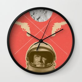 We boil at different degrees Wall Clock