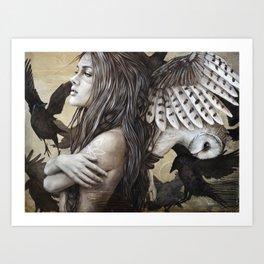 Chilali Art Print